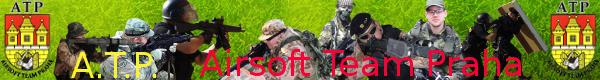 Airsoft Team Praha je airsoftový tým založený v Praze roku 2004, nyní se skládá se ze 16 členů převážně z Prahy. V poslední době jste nás mohli potkat převážné v Milovicích nebo v Praze na Točné a na dalších místech kolem Prahy převážně v lesech.